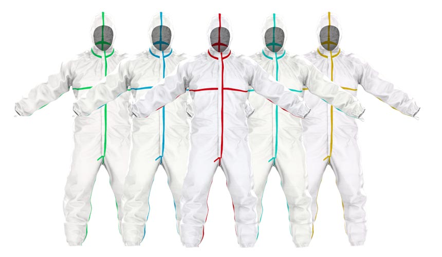 Disposable Coveralls Wholesale