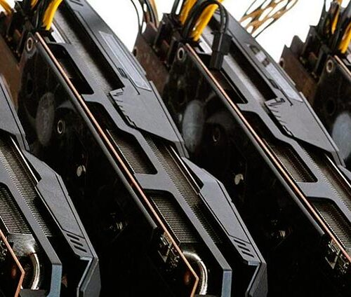 Nvidia video cards released with factory restrictions mining capabilities